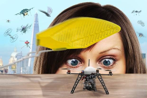 Project Premonition: In future drones will prevent the disease outbreaks