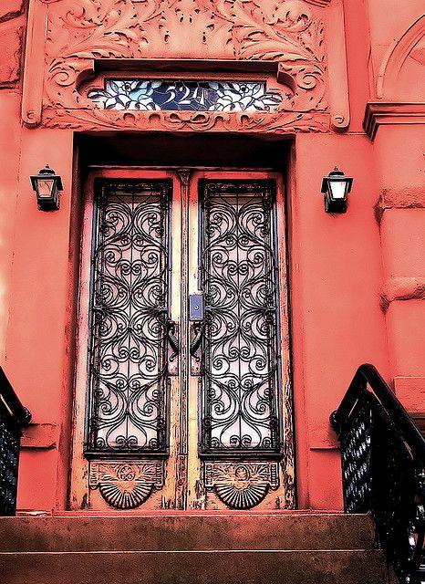 Door - Brownstone in Brooklyn, NY