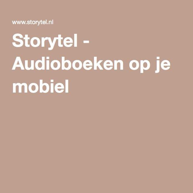 Storytel - Audioboeken op je mobiel