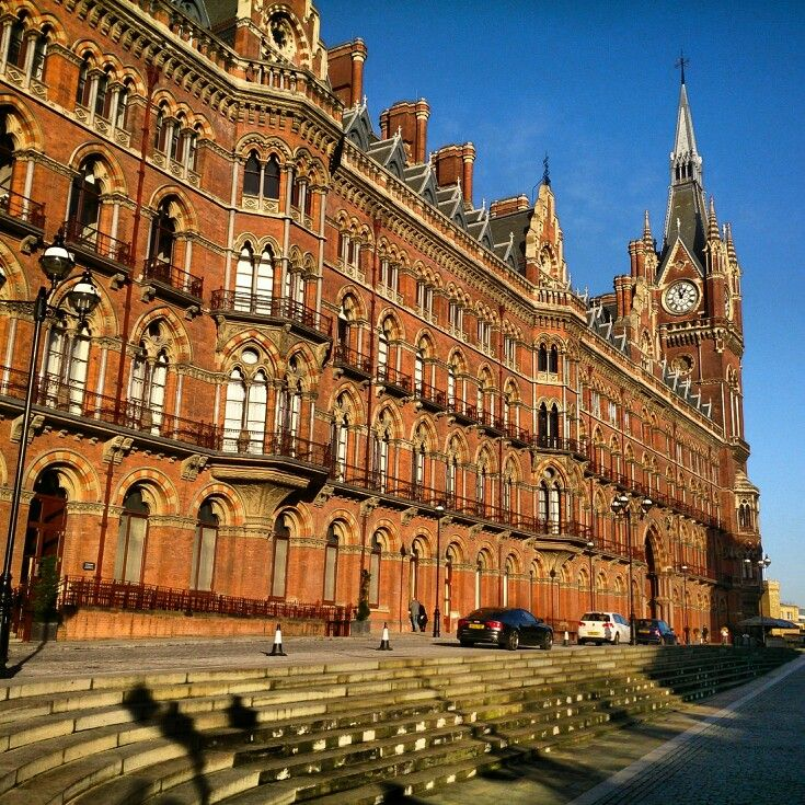 St Pancras station | The Science of Attraction
