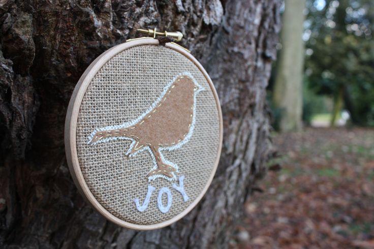 """5"""" Robin hoop design £10.50"""