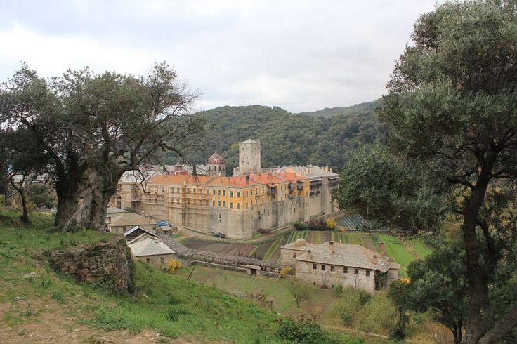 We ❤ Greece   The Holy Monastery of Iviron, #MountAthos #Greece