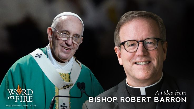 Bishop Barron on Pope Francis & Mercy. Outstanding! Clearest explanation of Pope Francis that I have heard.  Thank you Bishop Barron!