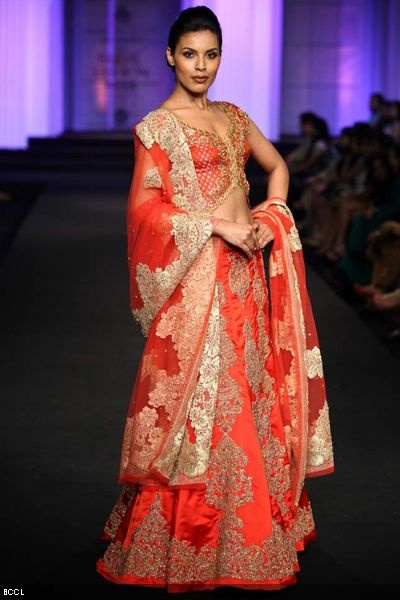 #Aamby Valley #Bridal Week 2012 | Pallavi Jaikishan
