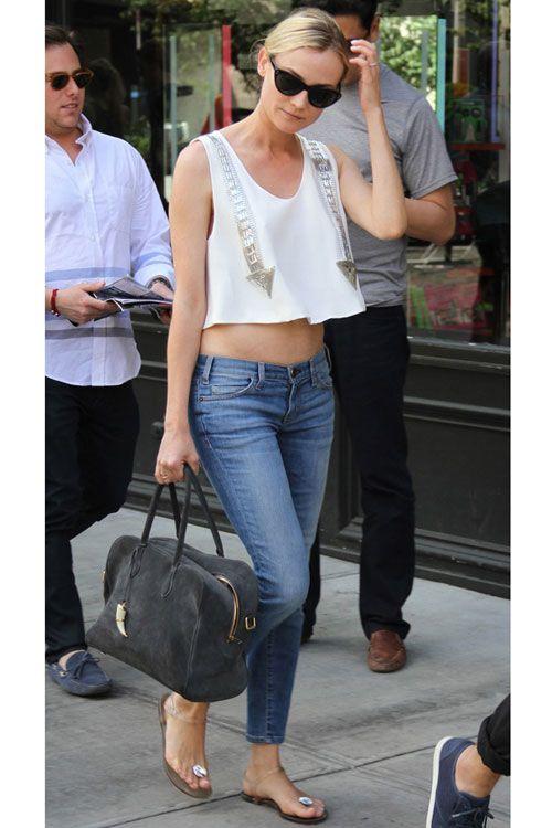 Fashion Thesis: The New Boho - Diane Kruger