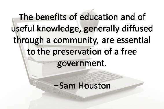 Quotes About Sam Houston. QuotesGram