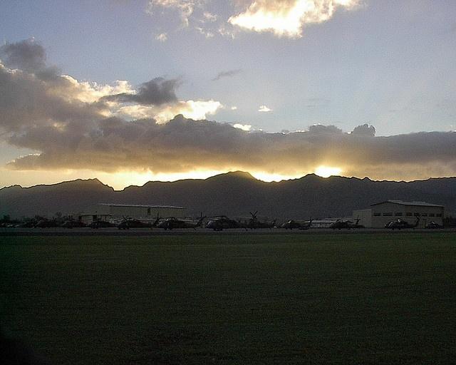 Wheeler Army Airfield, Hawaii