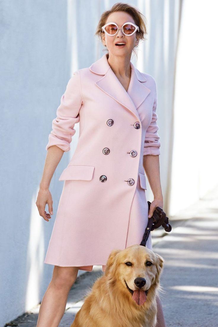 """Learning Curves"" Renee Zellweger for Vogue UK July 2016"