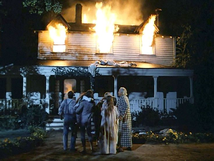 The Waltons Episode When Their House Caught Fire I Had