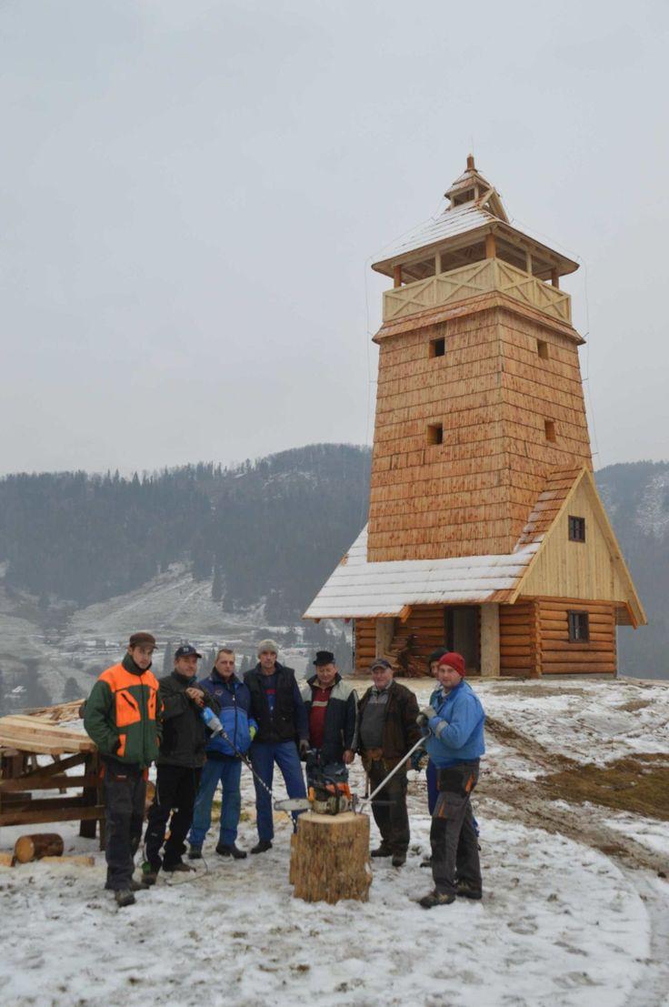 Projekt ochranárov priniesol vyhliadkovú vežu na Zbojskej.