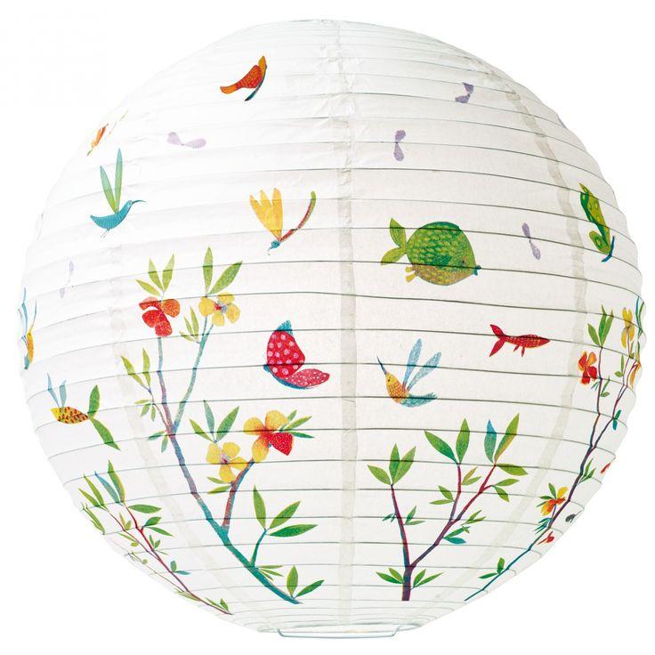 Boule japonnaise Fleurs de printemps : Little big room by Djeco - Boule japonaise - Berceau Magique