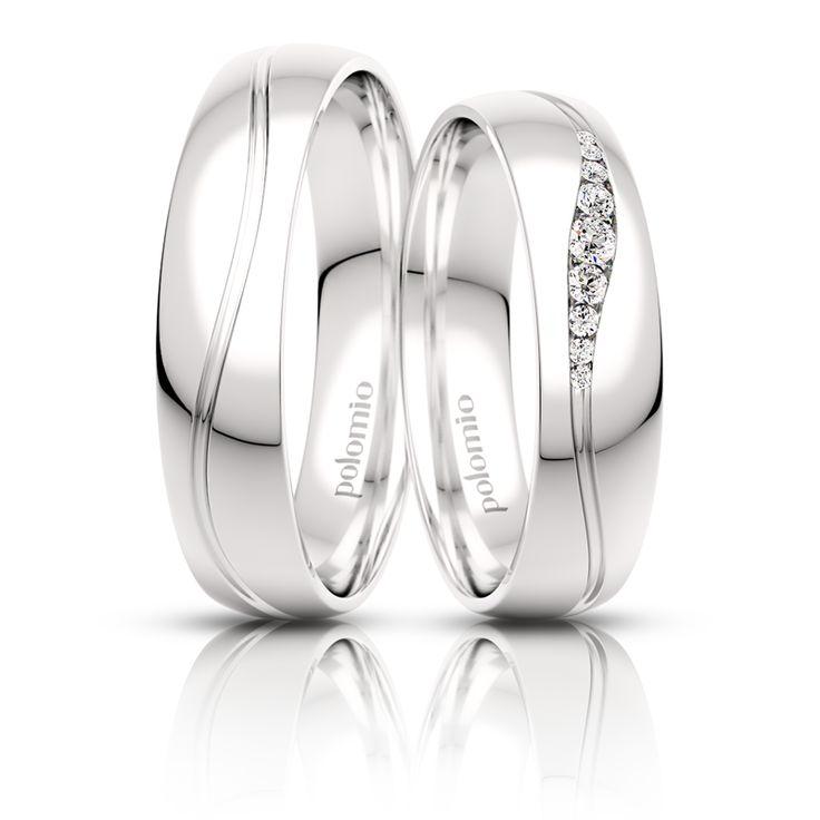Snubní prsten Zare 5-01 Polomio Jewellery