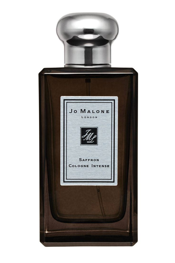 The easily layerable Jo Malone London Saffron Cologne from the Cologne Intense Collection features a fresh facet of incense, sparkling pink pepper, spicy saffron, and creamy sandalwood.  Jo Malone London Saffron Cologne, $145 for 3.4 oz.; saksfifthavenue.com   - ELLE.com