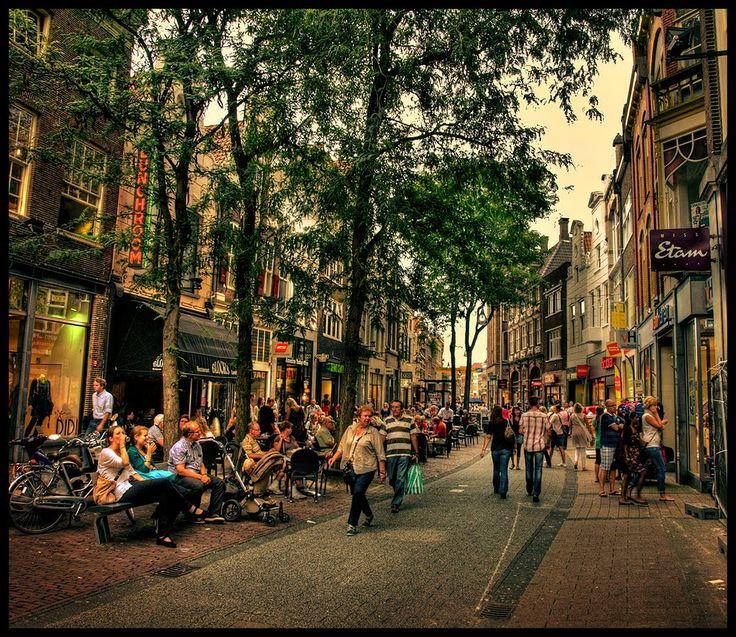 Diezerstraat, Zwolle, Netherlands