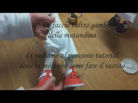 "Tutorial 6 : Bambola ""Fantasy Dolls"" parte 6 - YouTube"
