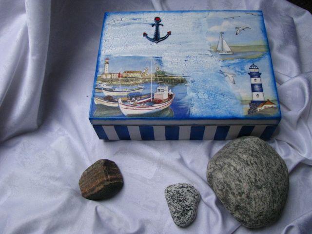 Námořnická krabička