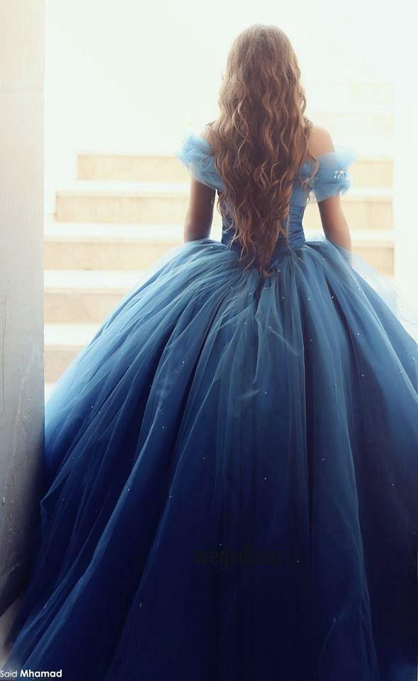 prom dresses - cinderella