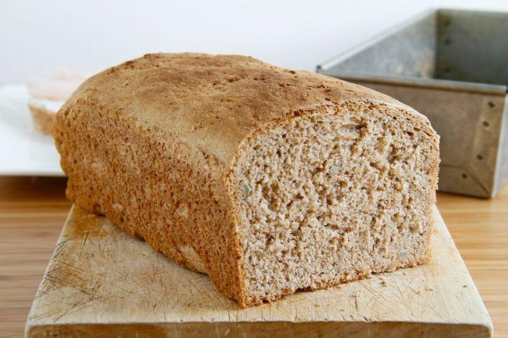 Pan integral de espelta - MisThermorecetas