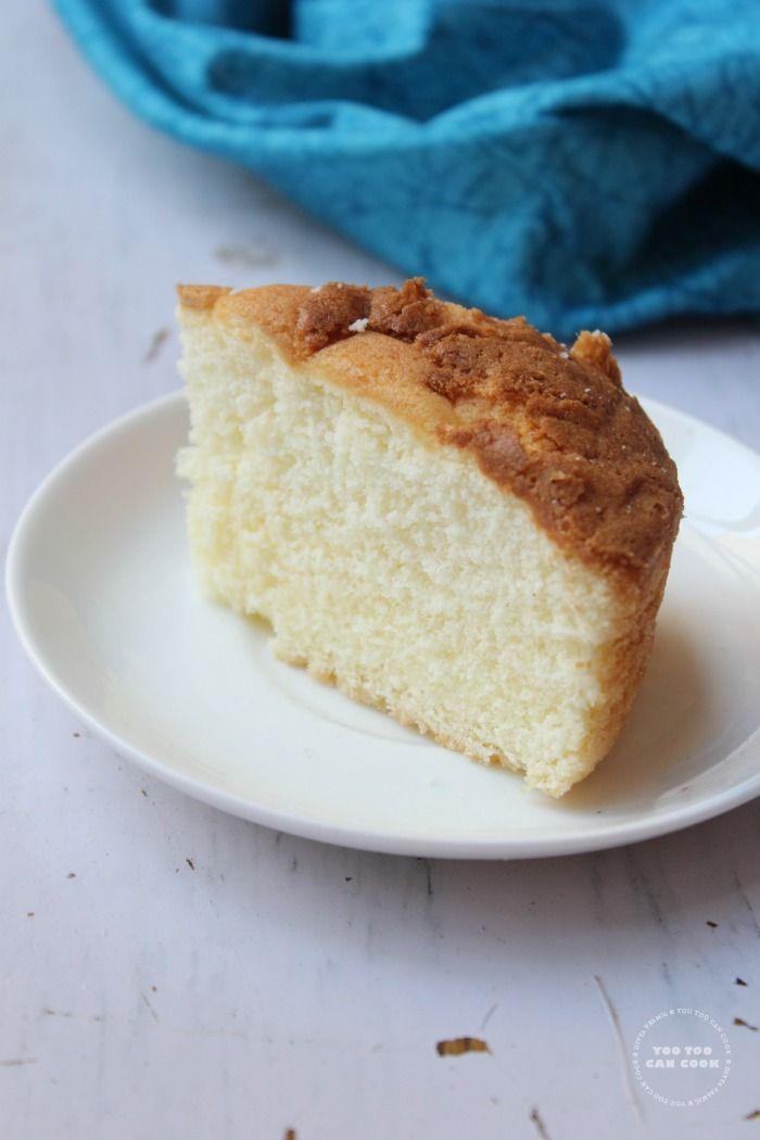 sponge flour