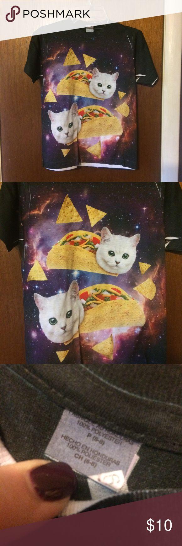 Taco cat tee Taco cat t shirt. Shirts & Tops Tees - Short Sleeve