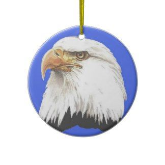 American Eagle Dated Ornament