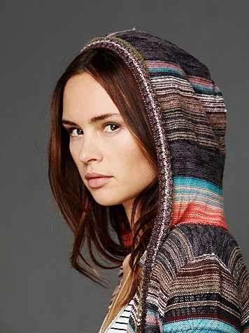 Hooded Color Spectrum Hoodie....need this for a relaxed day :)