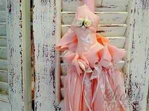Picture of Λαμπάδες Πασχαλινές φόρεμα