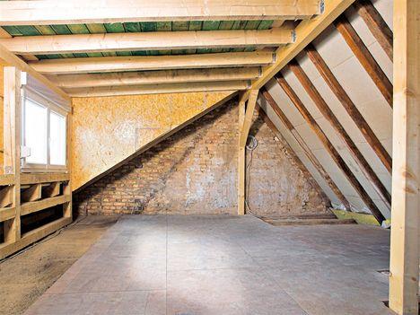 147 besten dachausbau bilder auf pinterest anbau haus dachboden und haus aufstocken. Black Bedroom Furniture Sets. Home Design Ideas