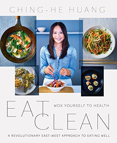 Eat Clean: Wok Yourself to Health by Ching-He Huang http://www.amazon.co.uk/dp/0007426291/ref=cm_sw_r_pi_dp_Ht22ub04JP6FZ