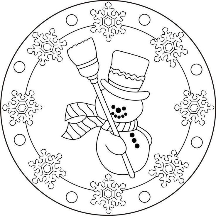 92 best images about mandala christmas winter on pinterest coloring sheets 45 and mandala. Black Bedroom Furniture Sets. Home Design Ideas