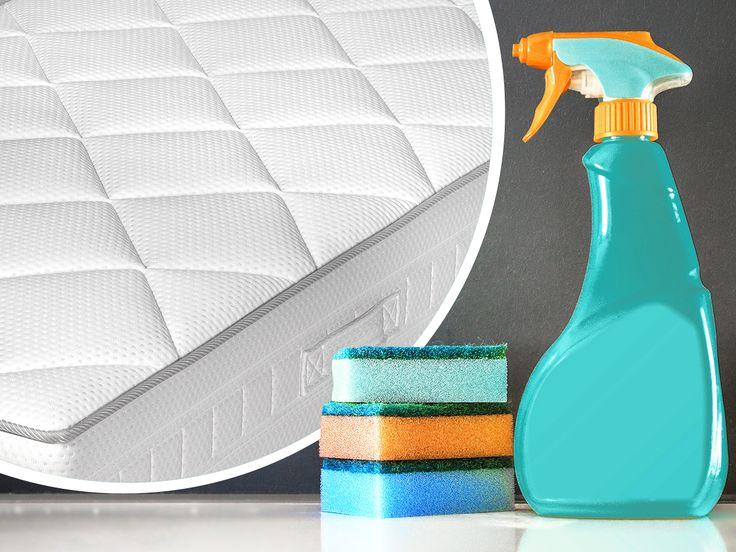 Matras reinigen? Gebruik onze tips! | SwissSense.nl