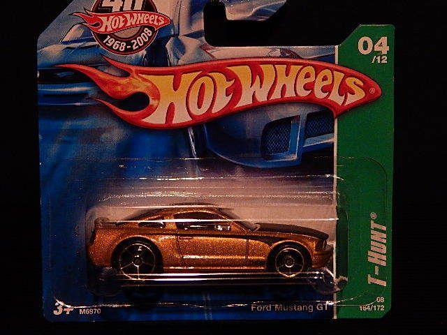 Hot Wheels Treasure Hunt T-Hunt Ford Mustang GT in Spielzeug, Spielzeugautos, Autos | eBay!