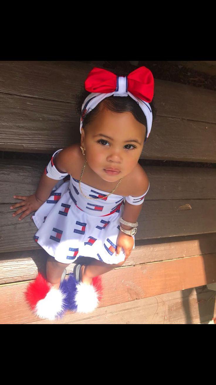 Swag Cute Black Baby Girls
