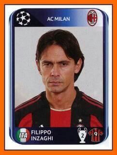 Tremendo goleador, Filippo Inzaghi.