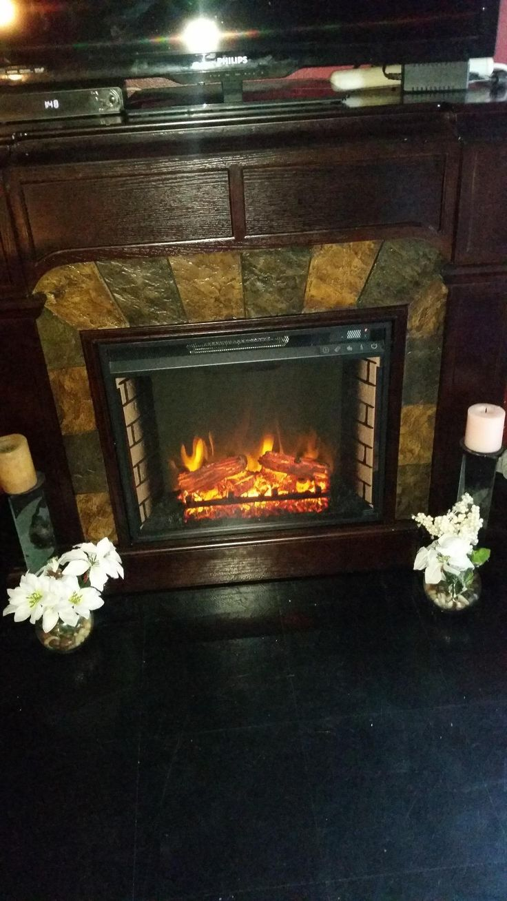 1000 Ideas About Electric Fireplaces On Pinterest Ethanol Fireplace Fireplaces And Wall