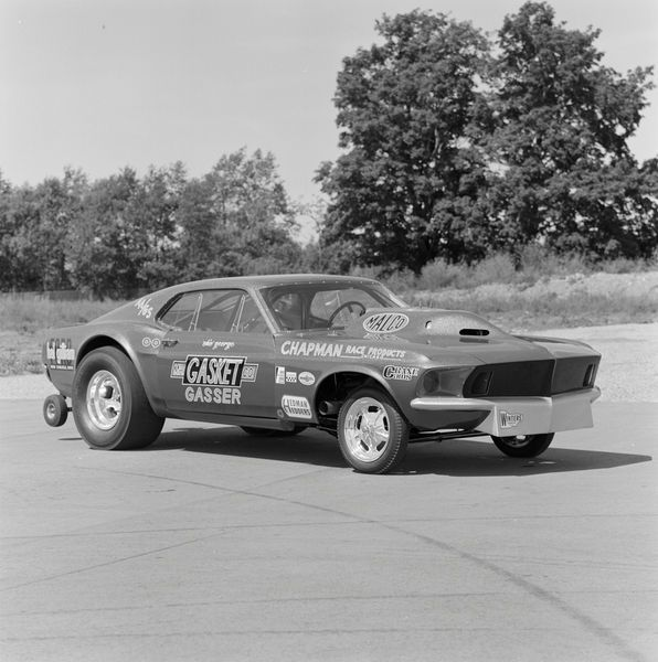 Photos Of Dick Brannan Mustang Drag Cars: 17 Best Images About Drag Racing On Pinterest