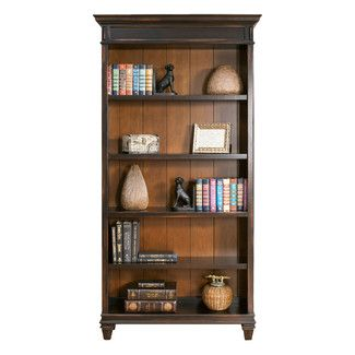 """<strong class=""""js-codeception-manufacturer"""">kathy ireland Home by Martin Furniture</strong> Hartford 78"""" Standard Bookcase"""