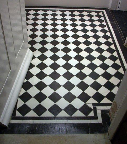 Victorian Hallway On Pinterest: 54 Best Images About Victorian Tiled Hallways On Pinterest