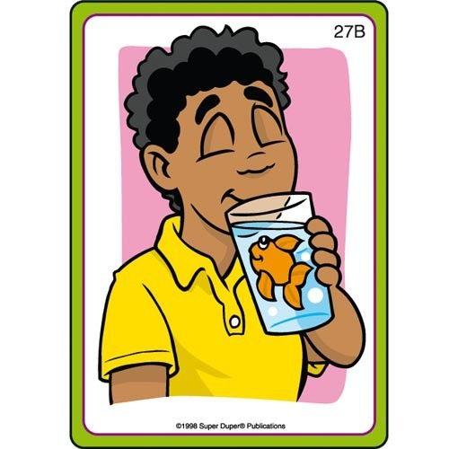 """Ces cartes humoristiques sont de véritables petits bijoux de détails singuliers qui marquent le point de départ d'un véritable travail sur l'expression orale et la logique. """"Et pourquoi ce n'est pas possible de boire son café dans sa chaussure ?"""". Contient : 56 cartes dim. 8,7 x 6,4 cm, boîte de rangement métal, idées d'utilisation. Dès 3 ans."""