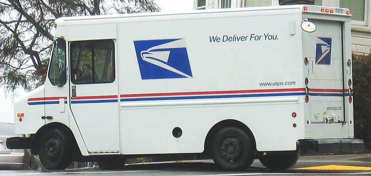 United States Postal Service Truck - Mail truck - Wikipedia, the free encyclopedia