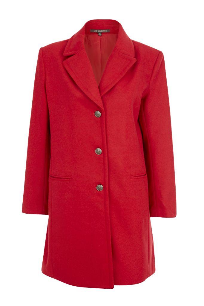 Noni B   Beth Longline Coat
