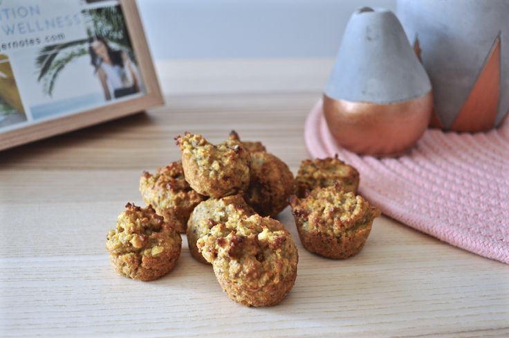 Pear Carrot & Oat Muffins Breakfast Muffin Toddler & Lunchbox Friendly Dairy Free All Natural Sugar