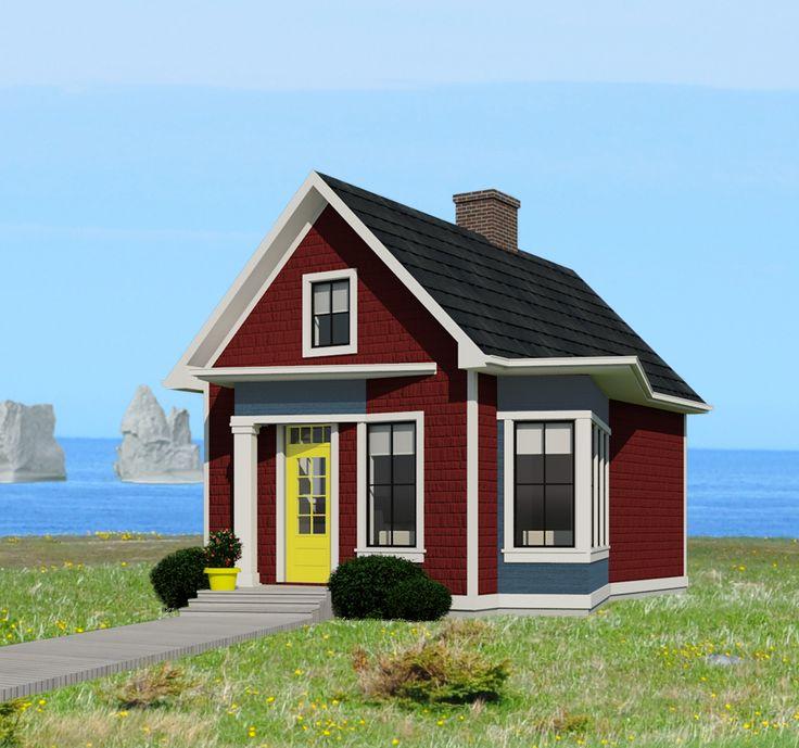 Newfoundland and labrador 525 atlantic ocean labradors for Newfoundland houses