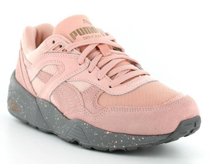 Puma Suede Rose Pale Femme