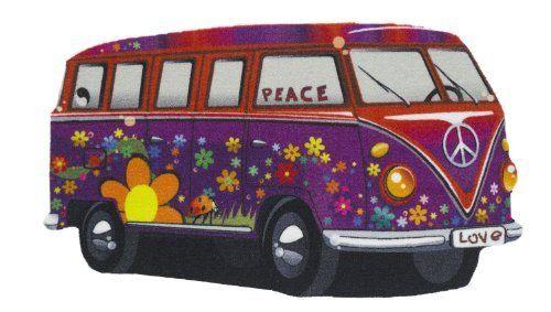 VW Bus Läufer  Bulli Läufer  VW Bus Fußmatte  Bulli
