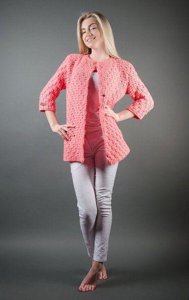 Crochet Patterns to Try: Free Crochet Patterns For 3 Winter Coats - Easy Crochet Winter Coat Ideeas