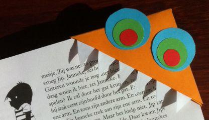 Juffrouw Ilona's: Kinderboekenweek