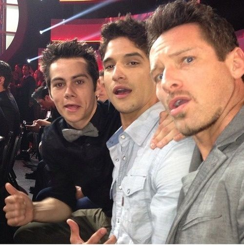 Dylan, Tyler and Ian