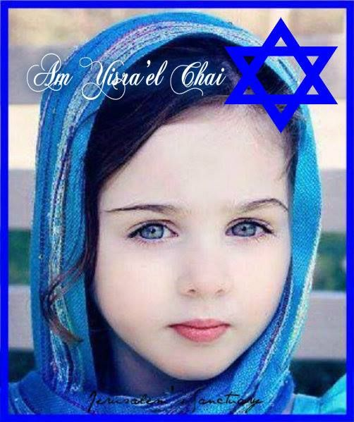 Kids series : a beautiful little girl from Israel. ( I never knew this picture is from Israel !)