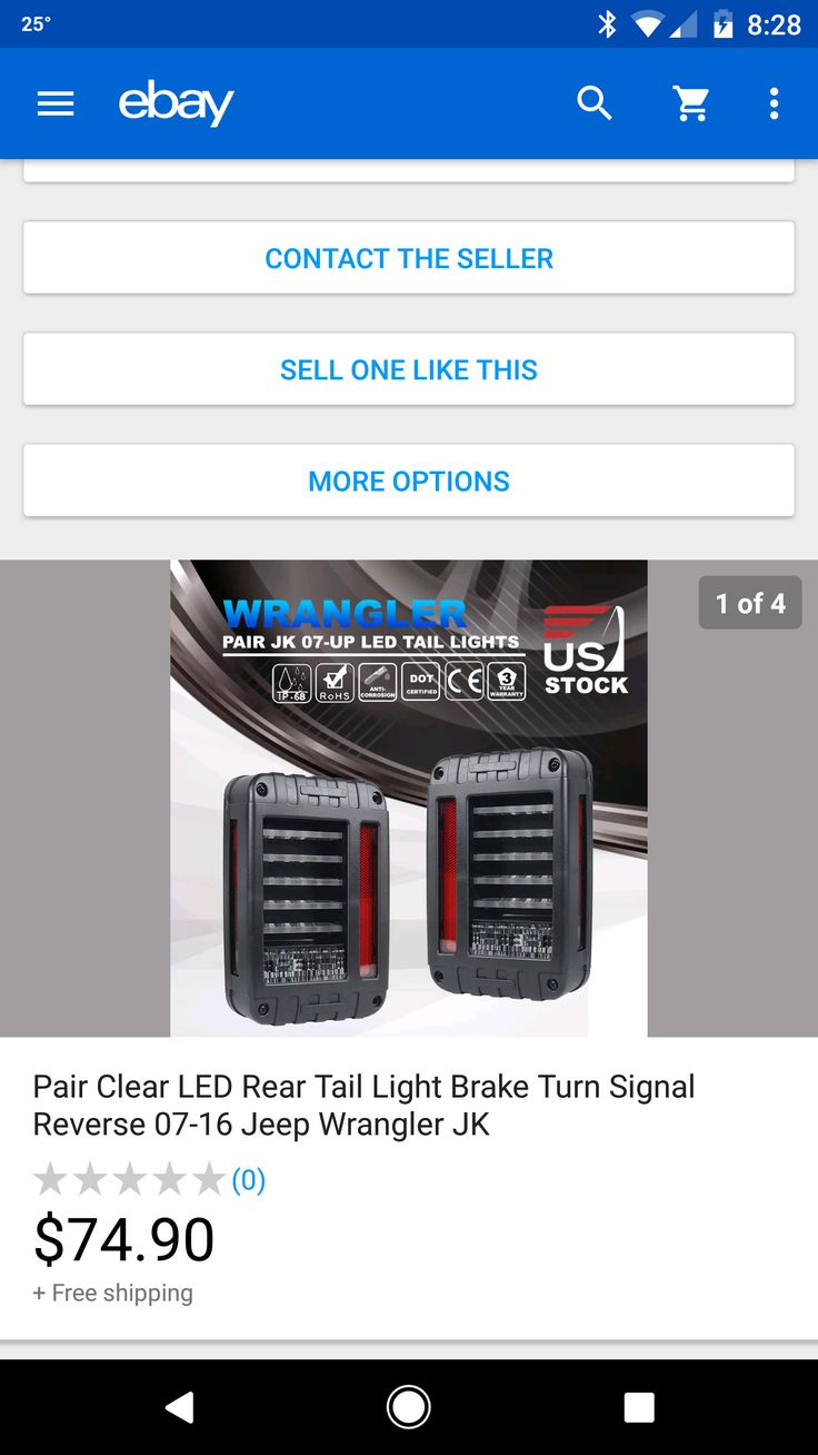Amazing LED tail lights for cheap! #jeep #jeeplife #Wrangler #jeeps #Cherokee #JeepMafia #offroad #4x4